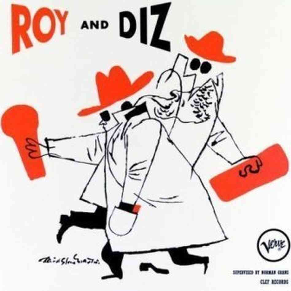 The cover of Roy and Diz