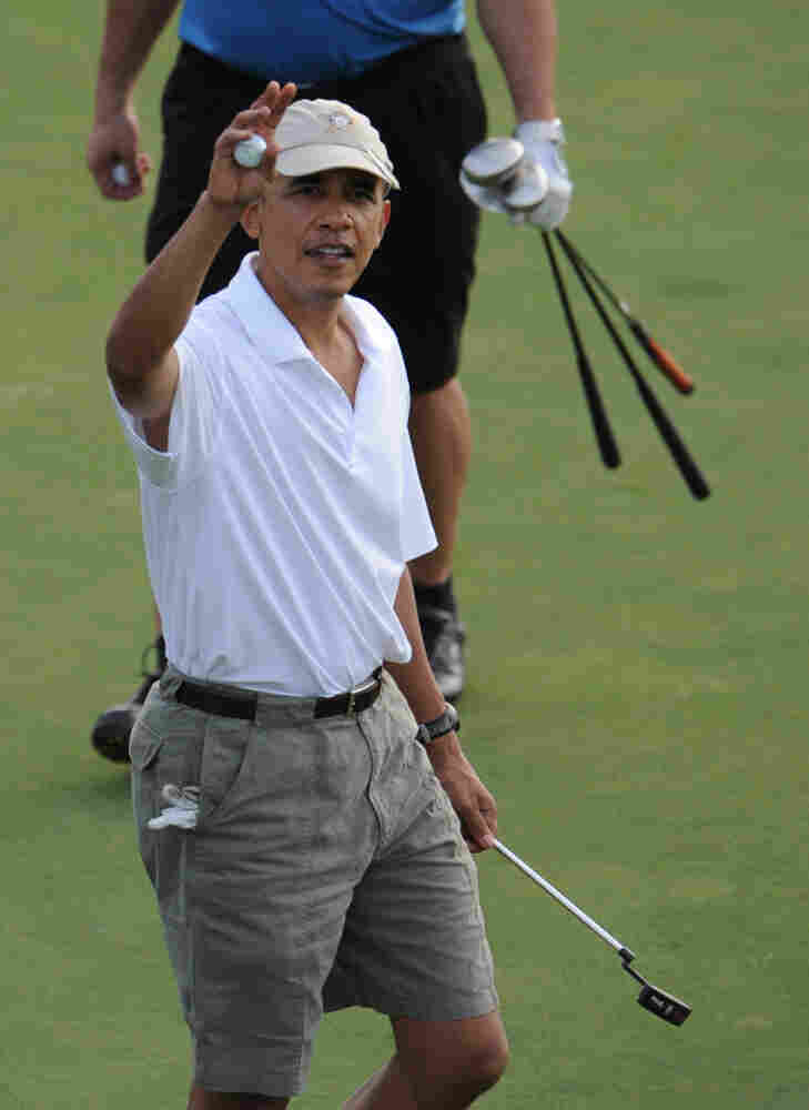 """President Obama will be joined by House Speaker John Boehner for 18 holes on Saturday, in a much anticipated """"golf summit."""""""
