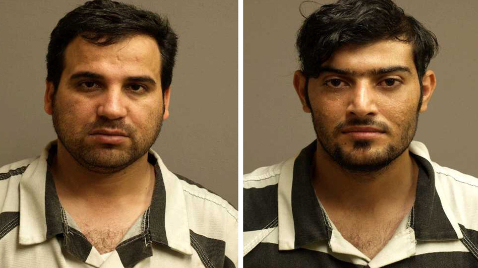 Iraqi refugees Waad Alwan (left) and Mohanad Hammadi were arrested May 25 in Kentucky for allegedly conspiring to aid al-Qaida. If convicted of all charges, each could face life in prison.