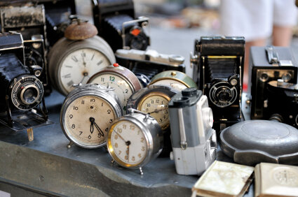 Hidden Gems And Stuff A Flea Market How To Npr