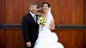 Loriani and Matt Eckerle at their wedding in May 2010
