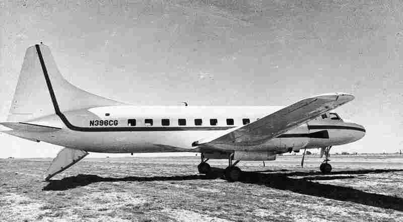 Jennifer Grant writes that her father made it clear that not everyone's dad had his own airplane with his initials in the registration number, N396CG. But, she says, the magnificence of it all didn't dawn on her until many years later.