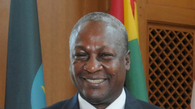John Dramani Mahama, vice president of the Republic of Ghana, at the Yale Global Health Leadership Institute Conference in early June. (PR Newswire)