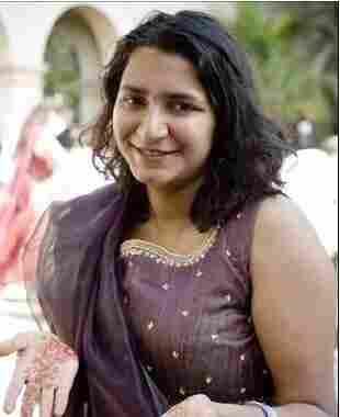 Journalist Amita Parashar