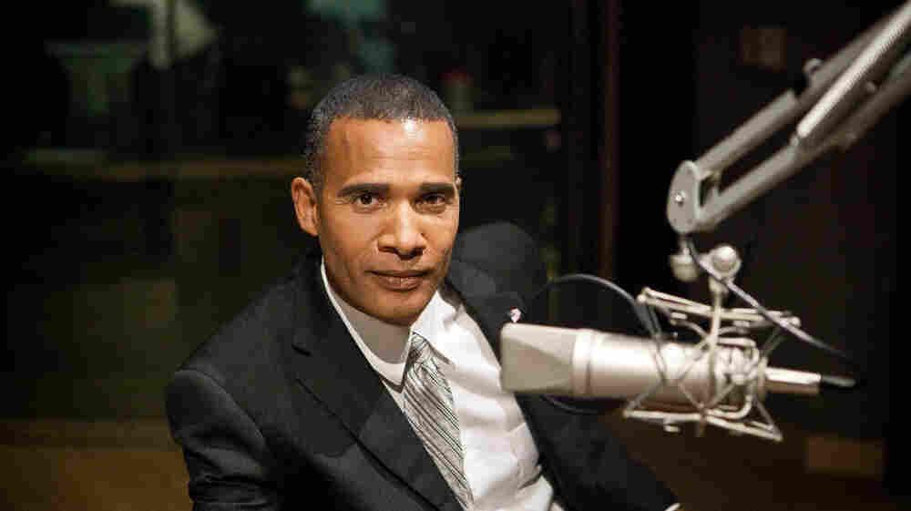 Larry Graves is a professional Barack Obama impersonator.
