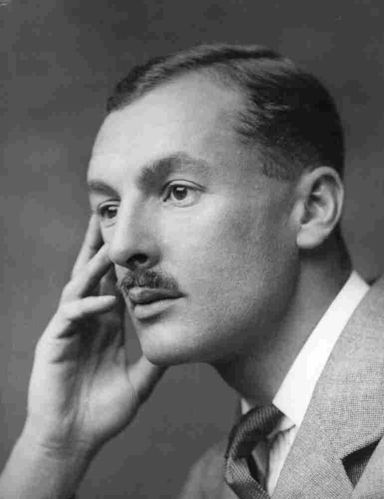 English novelist (Arthur) Joyce Lunel Cary.