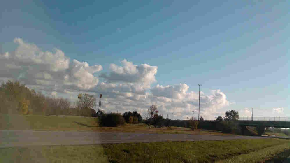 A cloudscape.