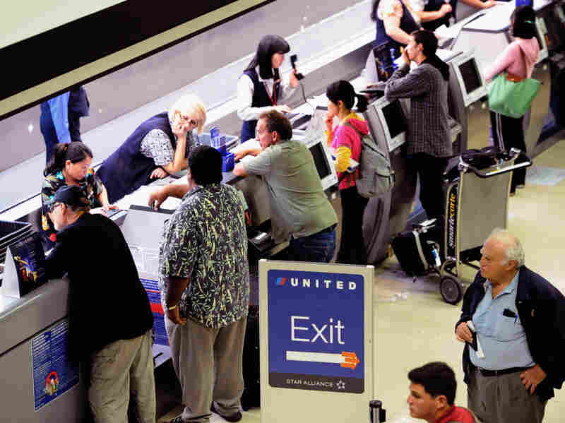 Airline passengers pay wildly different amounts of money to take the same flight. Airlines reporter Scott Mayerowitz says one way to pay less is to shop for tickets in the middle of the week.