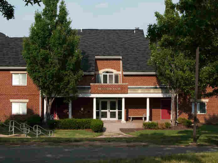 Catholic University's McDonald Hall