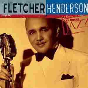 The cover of Ken Burns JAZZ: Fletcher Henderson