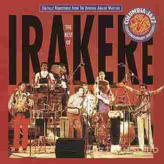 The cover of The Best of Irakere