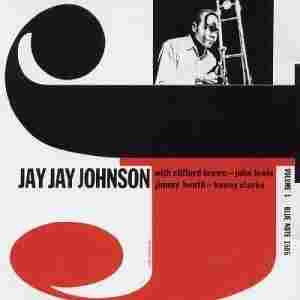 The cover of The Eminent Jay Jay Johnson, Vol. 1