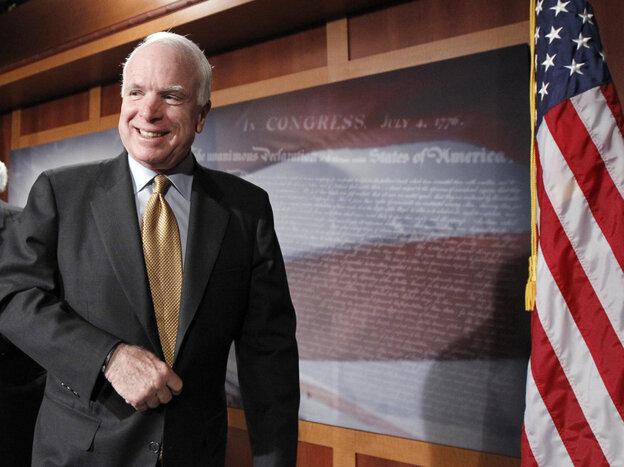 Sen. John McCain, June 14, 2011.