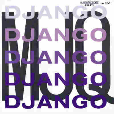 The cover of Django