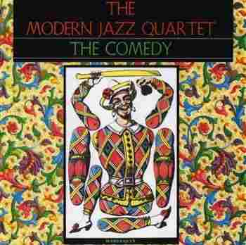 The cover of The Comedy