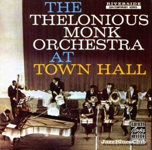 The cover of At Town Hall