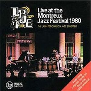 The cover of Live at the Montreux Jazz Fe