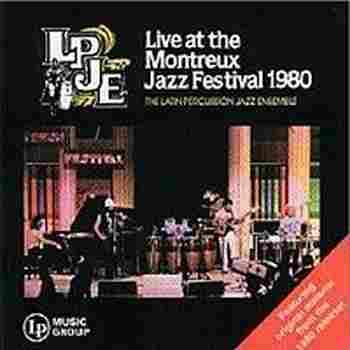The cover of Live at the Montreux Jazz Festival 1980