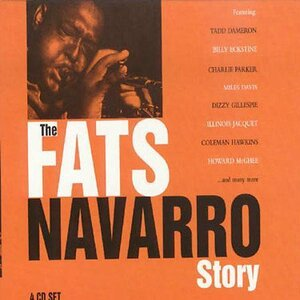 The cover of The Fats Navarro Story