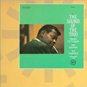 The cover of The Sound of the Trio