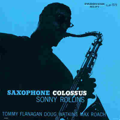 The cover of Saxophone Colossus