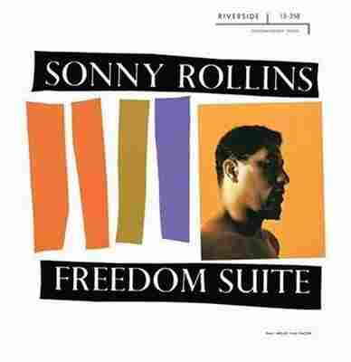 The cover of Freedom Suite