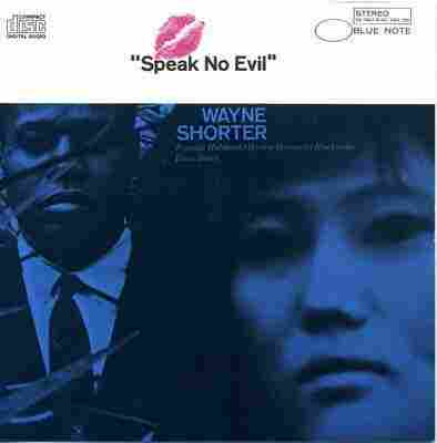 The cover of Speak No Evil