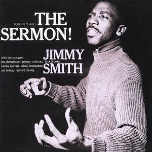 The cover of The Sermon