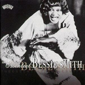The cover of The Essential Bessie Smith