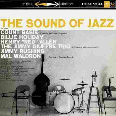 The cover of The Sound of Jazz