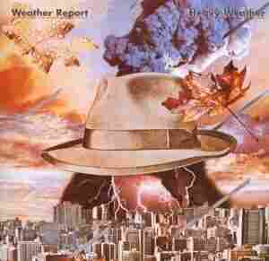 The cover of Heavy Weather