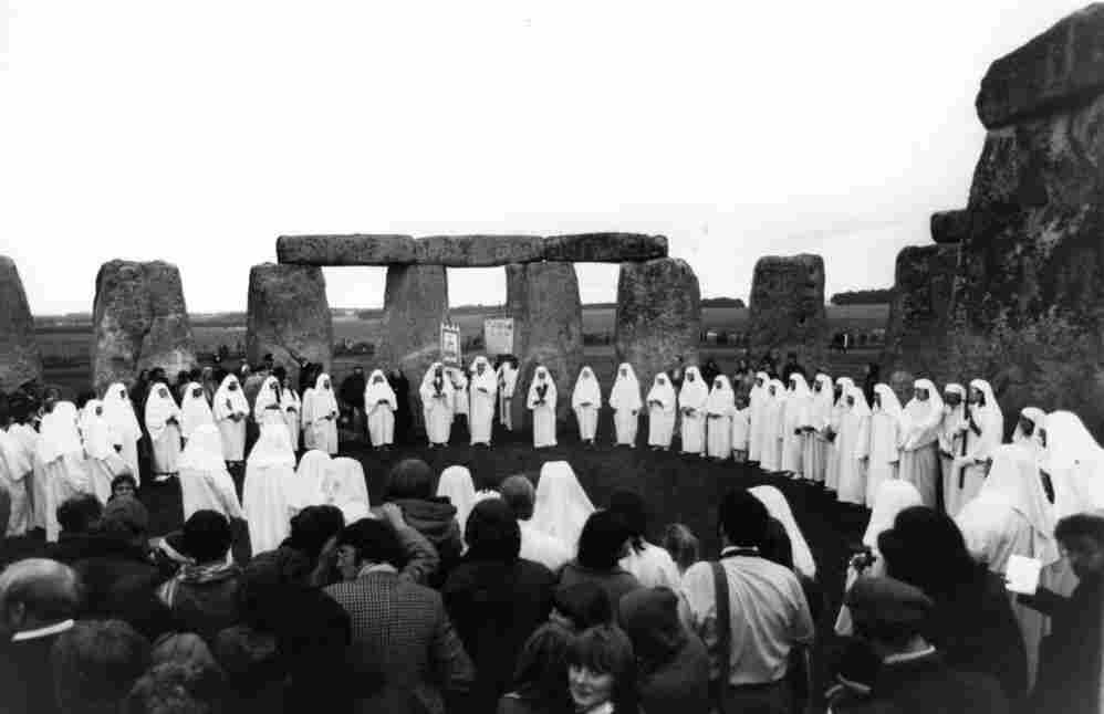Stonehenge, 1978