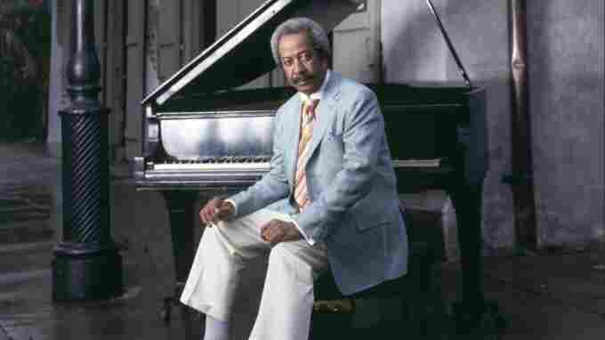 Allen Toussaint: Heartwarming Jazz