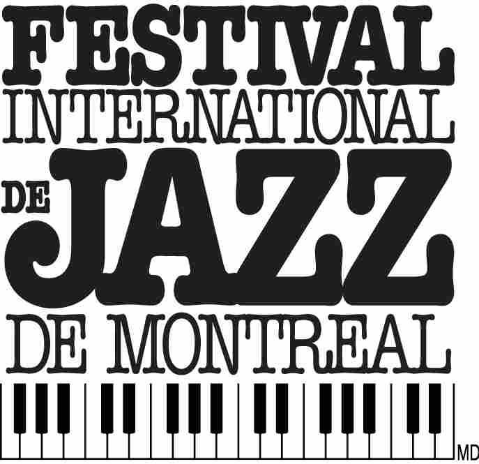 Montreal Jazz Fest logo.