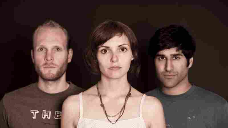The Rural Alberta Advantage perform on this week's episode of World Cafe.