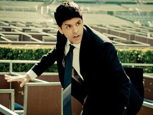 Sachal Vasandani's new album is called Hi-Fly.