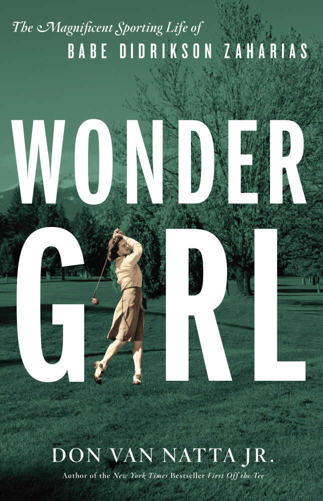 Wonder Girl, by Don Van Natta Jr.