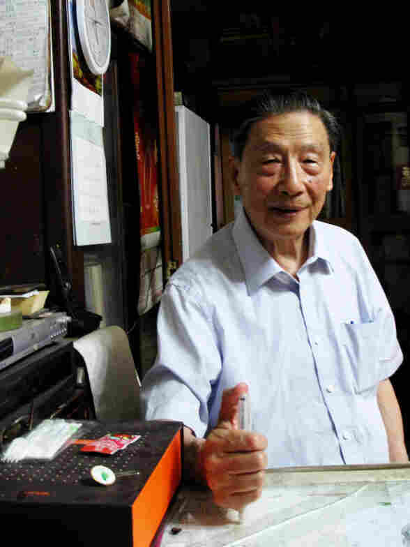 "Reformist Mao Yushi, 82, has caused a storm with  his latest essay criticizing Chairman Mao.  But he would  welcome a court  hearing. ""It wouldn't be me on trial, it would be Chairman Mao  on  trial,"" he says."