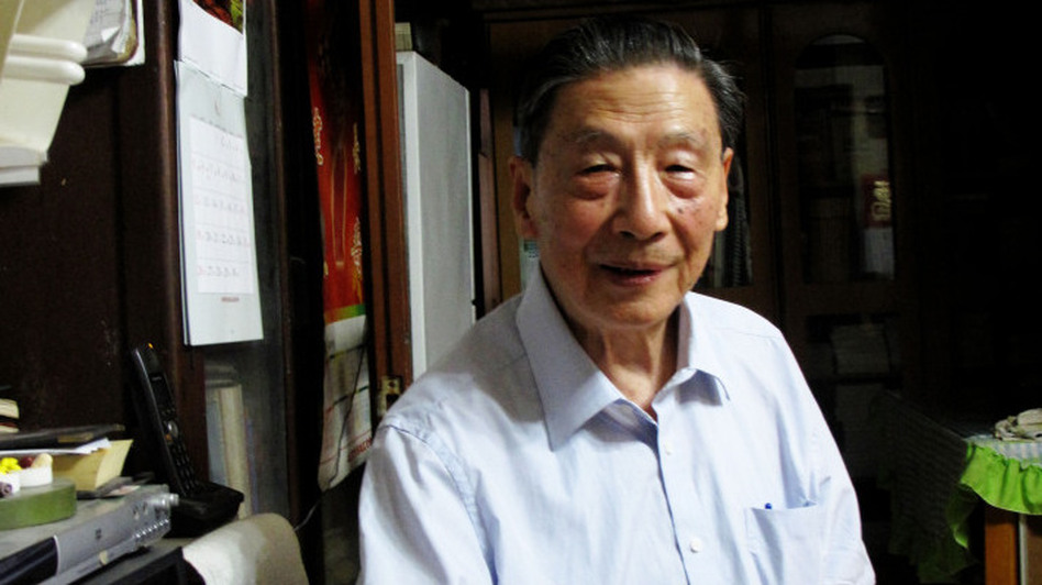 "Reformist Mao Yushi, 82, has caused a storm with  his latest essay criticizing Chairman Mao.  But he would  welcome a court  hearing. ""It wouldn't be me on trial, it would be Chairman Mao  on  trial,"" he says. (NPR)"