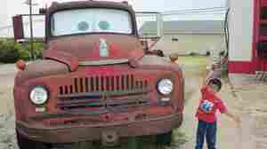 'Cars' Fans Get Their Rusty Kicks On Route 66