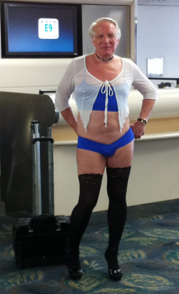 Women Dressing Men In Panties
