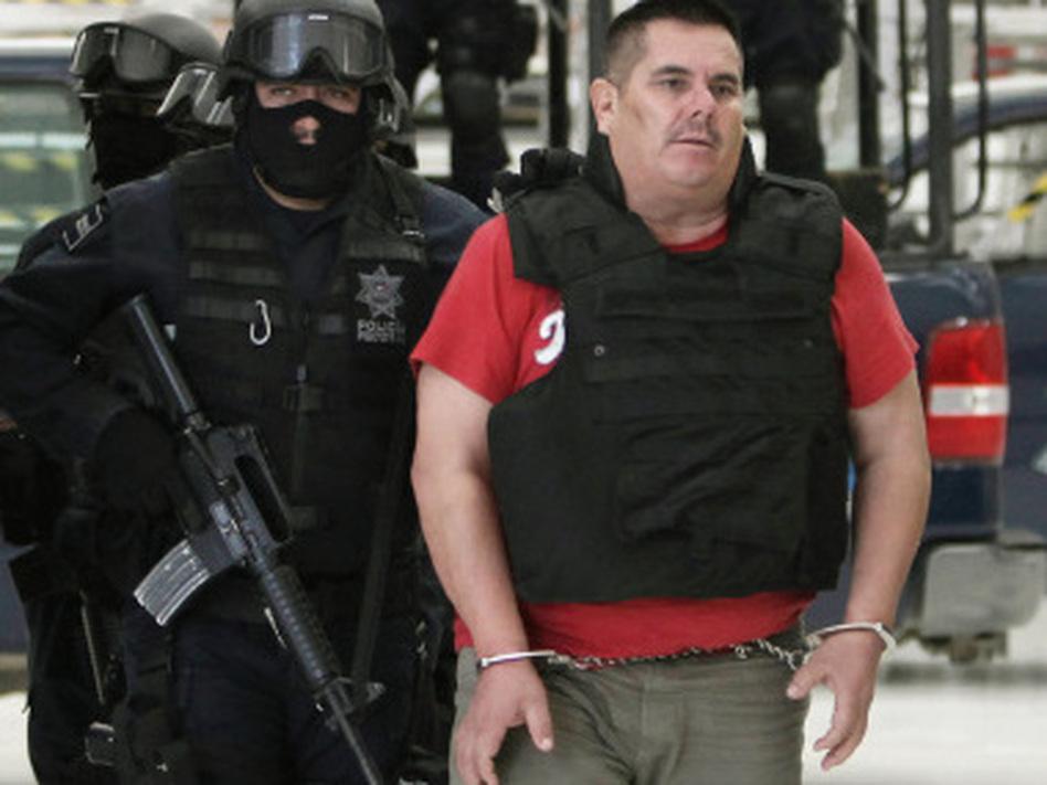Photos: Cartel Crackdowns In Mexico   WBUR News