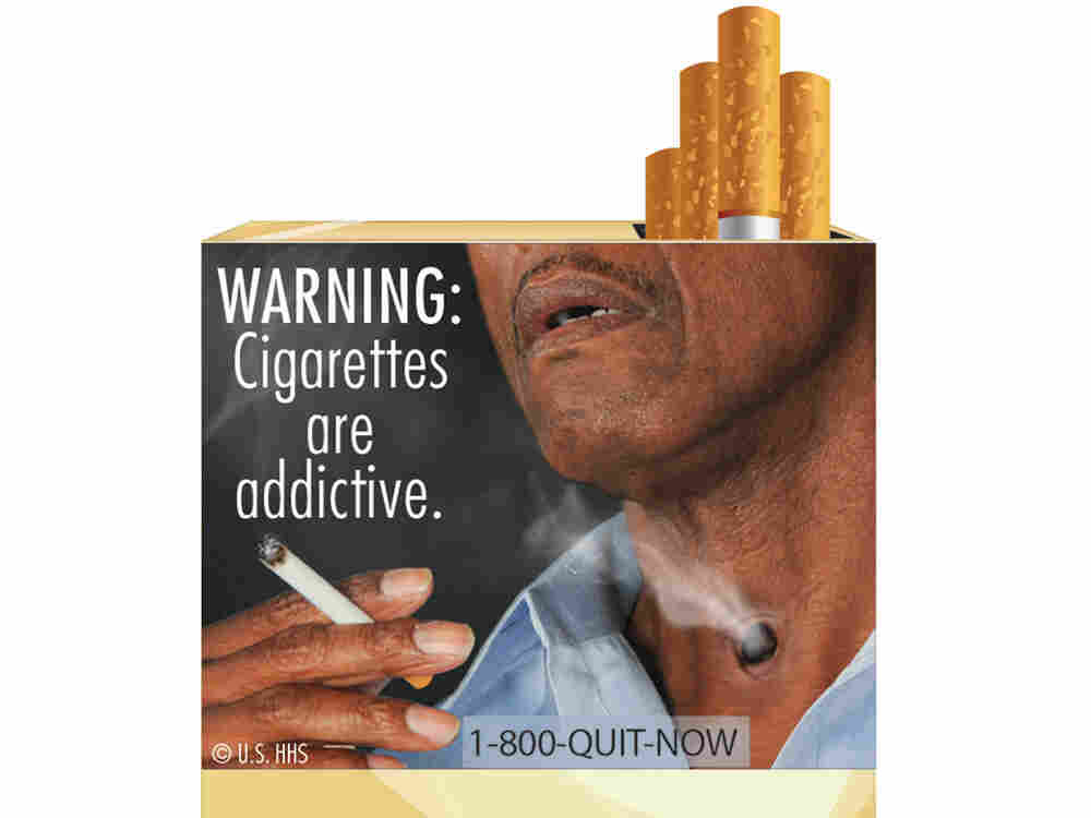 In our second hour, guests discuss whether or not new, graphic warning labels on cigarette packages will deter smokers.