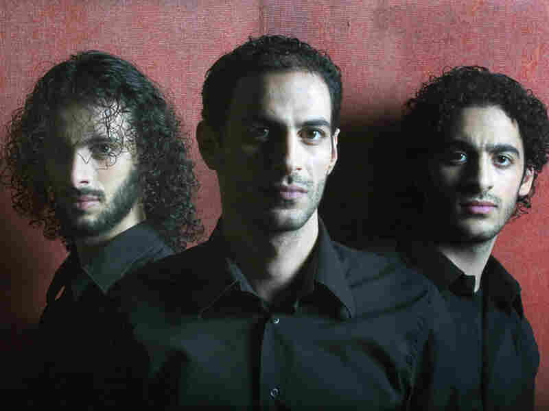 "When Le Trio Joubran unleashes its pent-up passions in a racing pulse, ""Nawwar"" is hypnotic and bliss-inducing."
