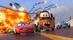 'Cars 2': Unfortunately, It's Just About Cars