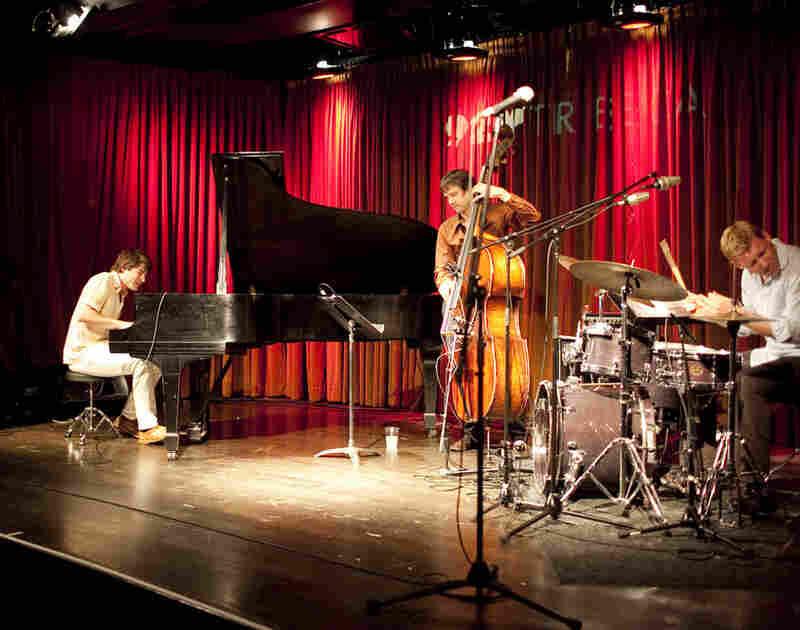 The Dan Tepfer Trio.