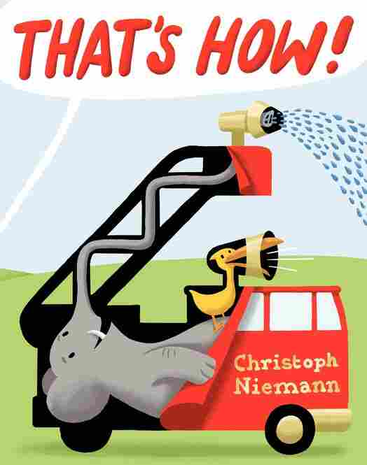 Niemann's latest project is a children's book titled That's How.