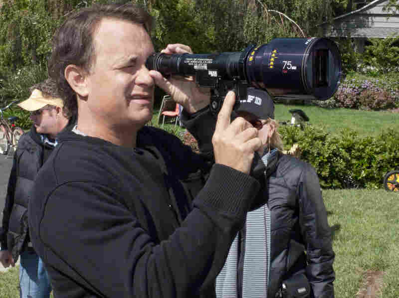 A Filmmaker's Perspective: Tom Hanks says the directors he's worked with as an actor have helped inform his own filmmaking.