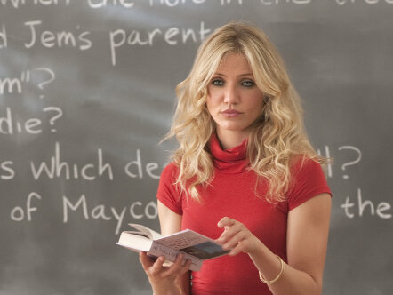 Class Is Dismissed Bad Teacher Is Crude But Fun