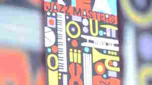 NEA Chairman Rocco Landesman addresses the crowd at the 2011 NEA Jazz Masters ceremony.